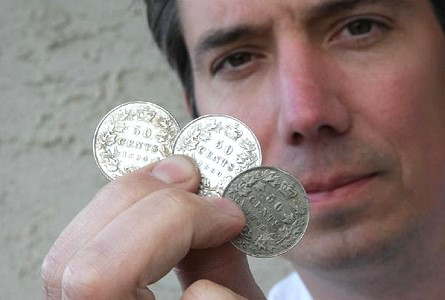 Counterfeit Canadian Coins