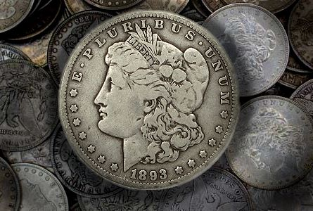 US Coins: Circulated Morgan Silver Dollars