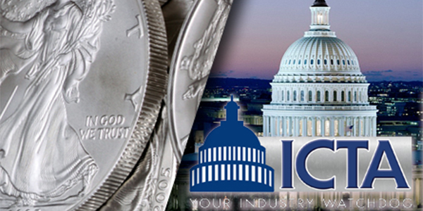ICTA coin dealers