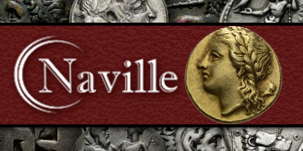 Naville Numismatics Live Auction