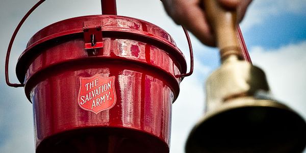 Salvation Army Red Kettle Report