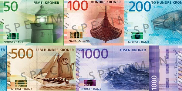 World Currency News Meet Norway S New Banknotes