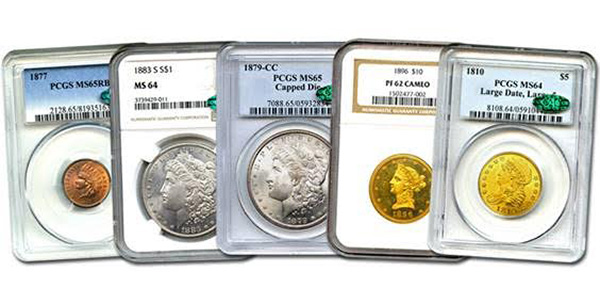 David Lawrence Rare Coins Internet Auction #953 Image
