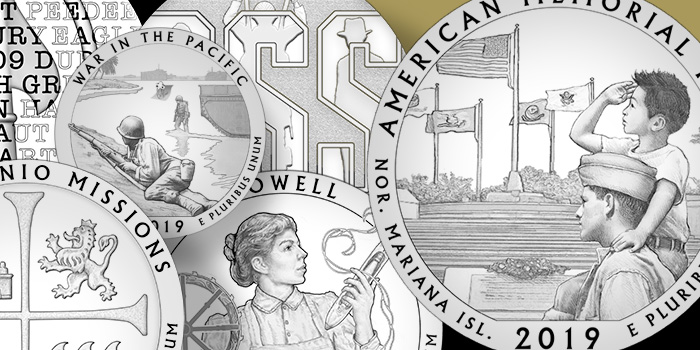 CCAC Approves 2019 ATB Quarter, OSS Gold Medal Designs