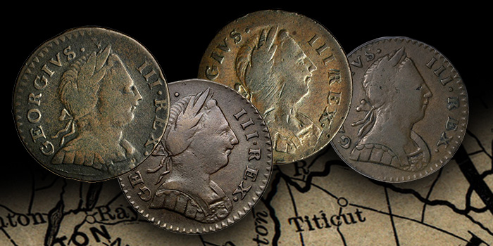 British Halfpenny Imitations Minted and Circulated in New York Before 1800 - Greg Reynolds