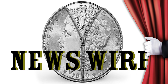 CoinWeek News Wire: Nanotechnology, Coin Thievery, and Gold