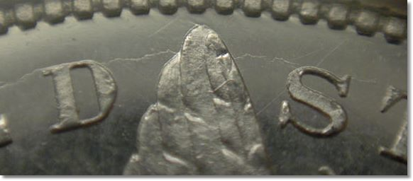 Coin Discovery: New Variety Discovered -1878 Vam 852010