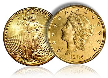 Generic $20 Gold Coins