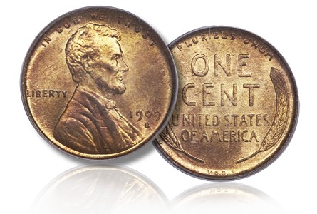 1942-D Lincoln Wheat Cent-NGC MS66 RED Quantity Of 6 Available