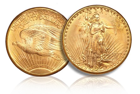 United States 1933 Double Eagle $20 Gold Coin 15