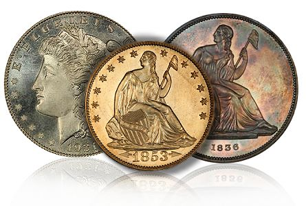 rare coin market - US Coins