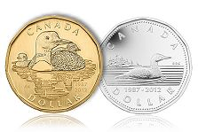 Iconic Canadian Symbol Turns 30 Quot The Loonie Quot Dollar Coin