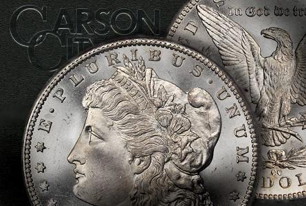 Coin Rarities Related Topics Carson City Mint Morgan Silver Dollars