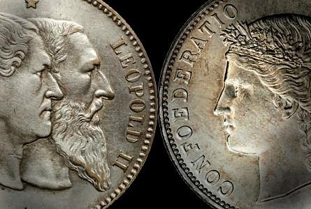 silver coinage of the latin monetary union