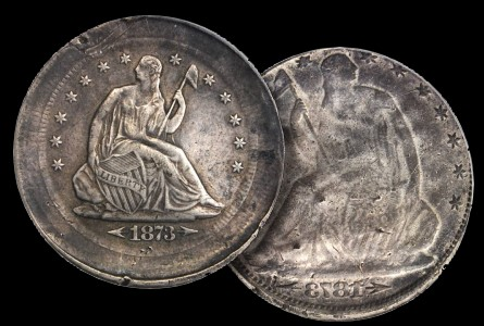 The First Coins Struck In The Original Thirteen Colonies