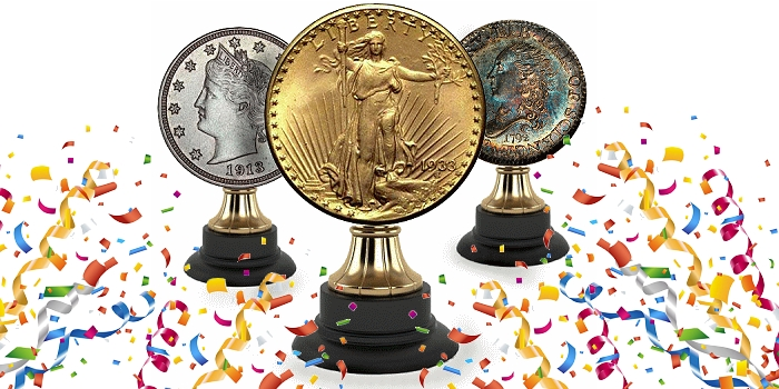 Trophy Coins: A Combination of Rarity, Quality and a Great Back Story