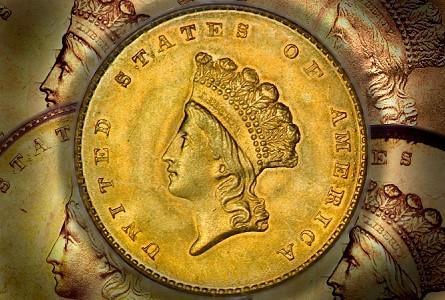Rare Gold Coins for less than $5000 each, Part 3: 19th