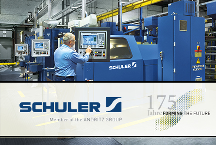 Coin Press Manufacturer Schuler Celebrates 175th Anniversary