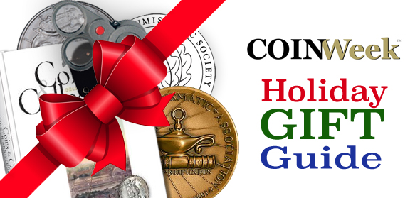 CoinWeek is here with five numismatist-approved gift suggestions that you don't need to be a rare coin expert to get right.