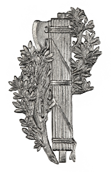 fasces found on the reverse of mercury dimes