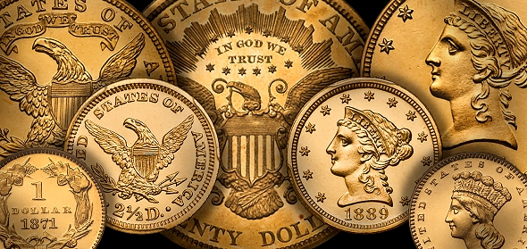 History Of United States Gold Coins