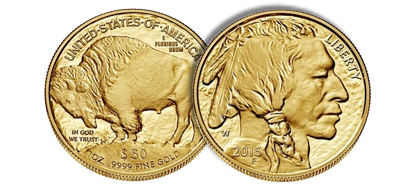 U S Mint To Open Sales For 2015 American Buffalo Gold