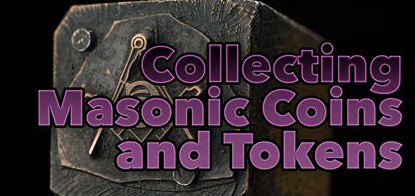 Masonic coins and tokens with the EAC, CoinWeek video