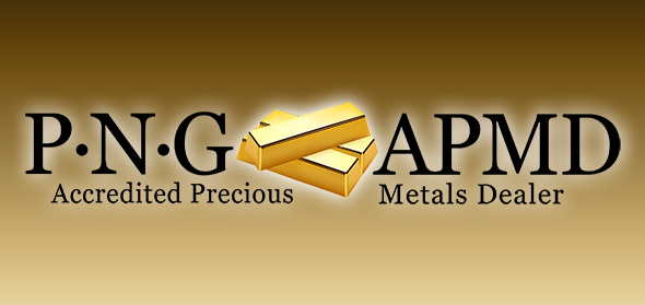Professional Numismatists Guild Accredited Precious Metals Dealer