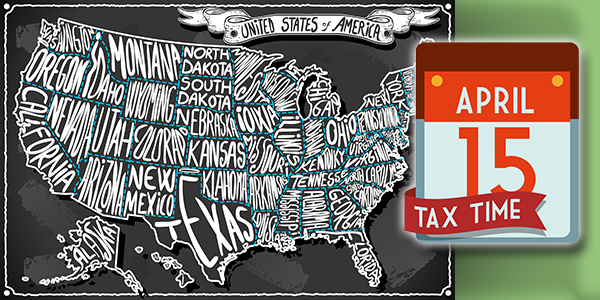 Ron Drzewucki's Bullion Sales Tax Series, State by State