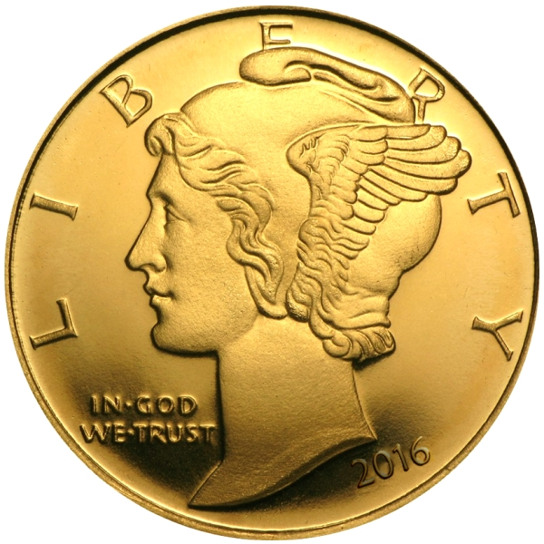 design on a dime 2016 april 21 release date set for 2016 mercury dime gold coin 12064