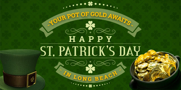 Long Beach Expo St. Patrick's Day discount