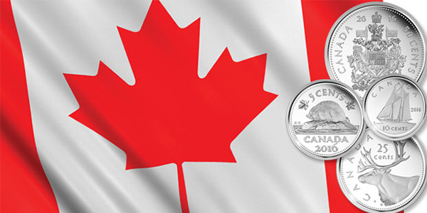 Canadian Coins - Littelton Coin company