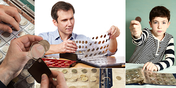 coin collecting \u2013 a hobby for all