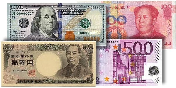 Paper Money High Denomination notes