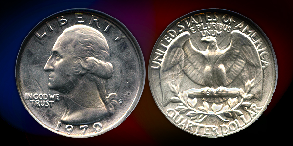 Modern Us Coins 1970 Washington Quarter Error Gets 15 Minutes Of Fame