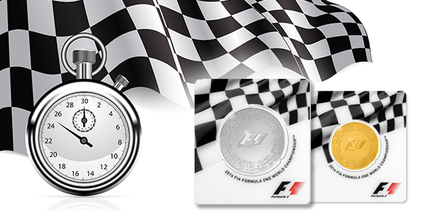Rosland Capital Announces Official Formula 1 Gold And
