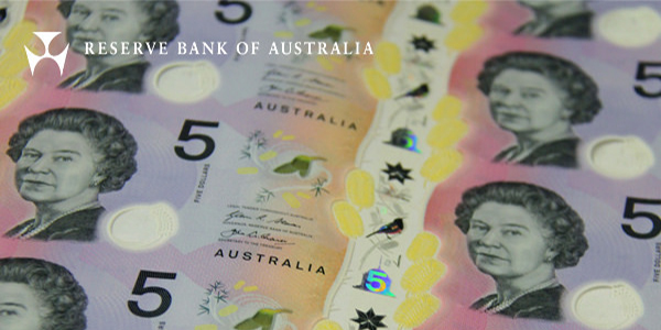 Australia 2016 $5 Banknote. Image courtesy Reserve Bank of Australia
