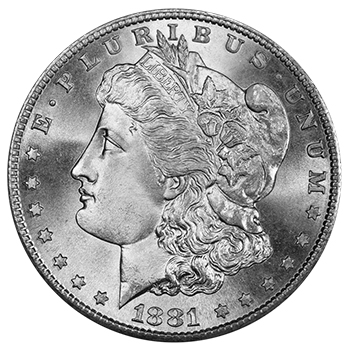 Morgan Dollar $1