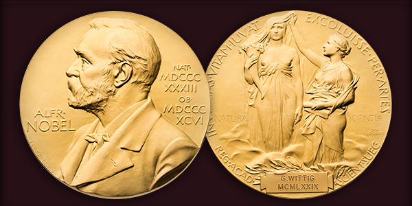 Professors 1979 Chemistry Nobel Prize Gold Medal Offered By Heritage Auctions