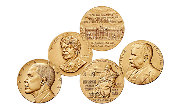 U.S. Mint Presidential Medals