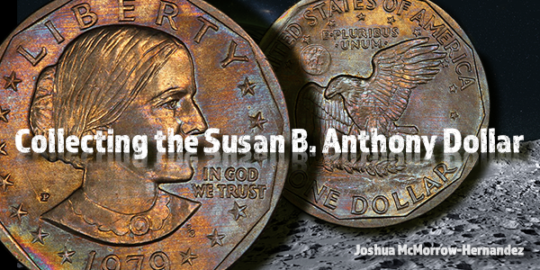 Anthony Dollar Choice Uncirculated in Cellophane from Mint Set 1979 P Susan B