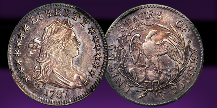 Stack's Bowers -1797 Dime