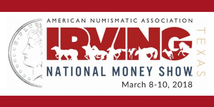 American Numismatic Association National Money Show 2018
