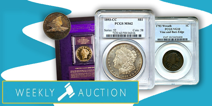 David Lawrence Rare Coins - Auction 979