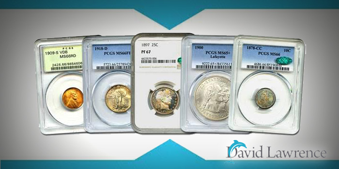 David Lawrence Rare Coins Auction #980