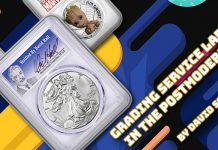 Coin Grading Service Special Labels in the Postmodern Era