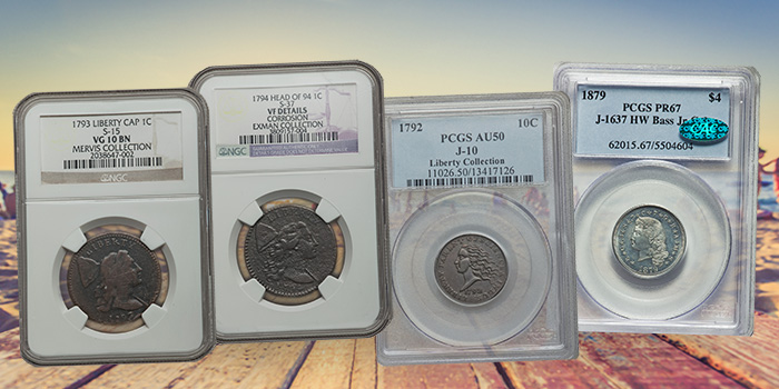 Heritage Auctions Long Beach US Coins