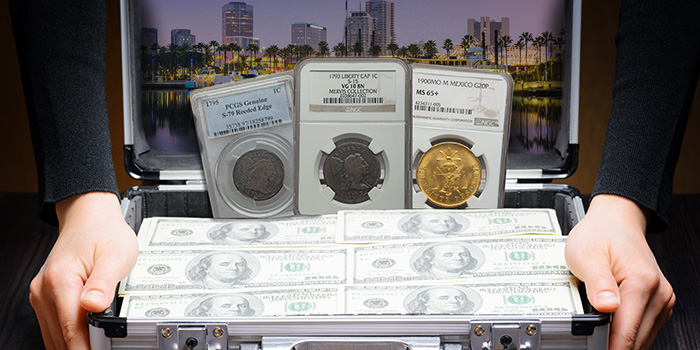 Heritage Auctions Long Beach 2017 Rare Coin Auction