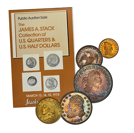 James A. Stack Collection - Stack's