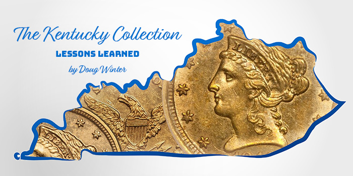 Kentucky Collection Quarter Eagles